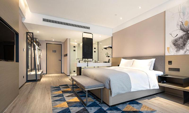 Hotel Guest Room Furniture Customizing
