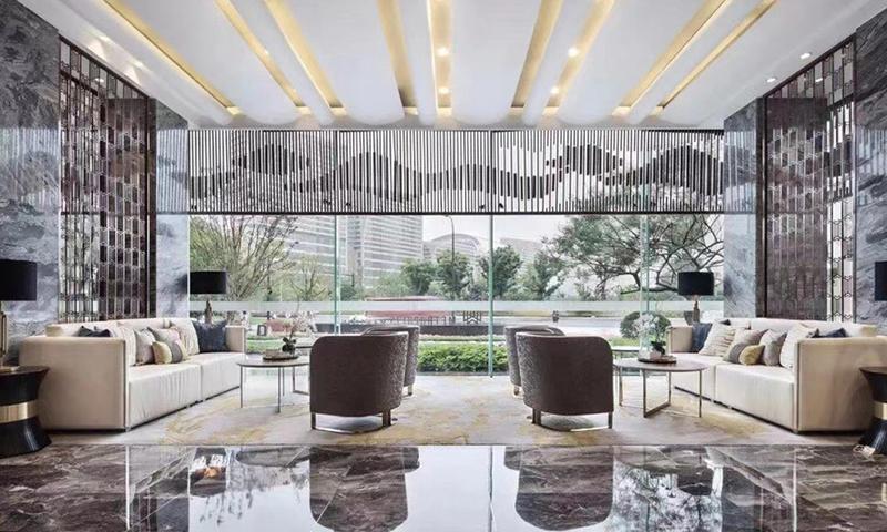 Hotel Lounge Area Furniture