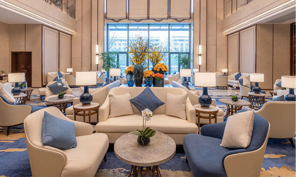 Medium-high Hotel Lobby Furniture - GOJO