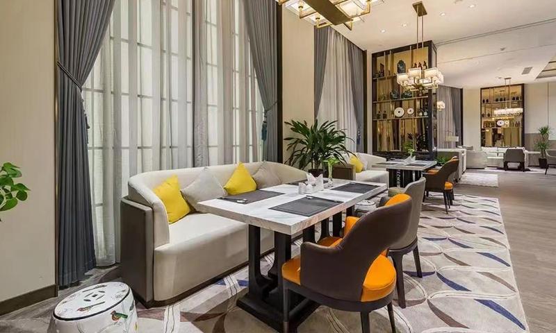 Hotel Cafeterior Dining Room Furniture