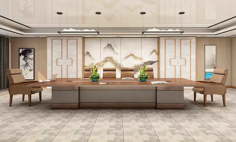 High-end Hotel Meeting Room Furniture Matching Set