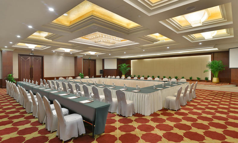 Hotel Conference Room Furniture Matching Set-08