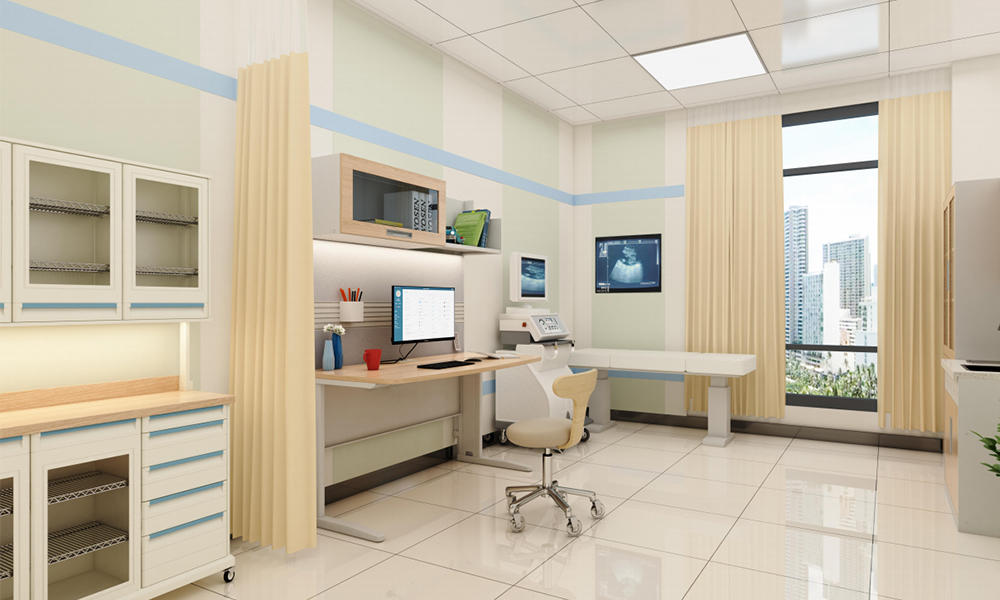 Wholesale Clinic Room Hospital Furniture Products