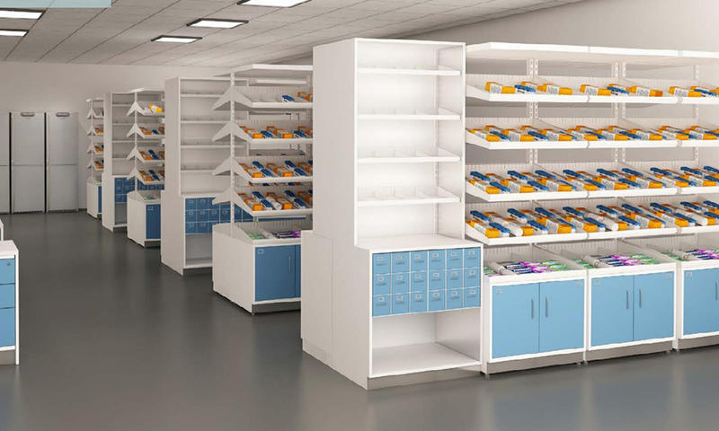 Pharmacy Furniture Wholesale Factory Price