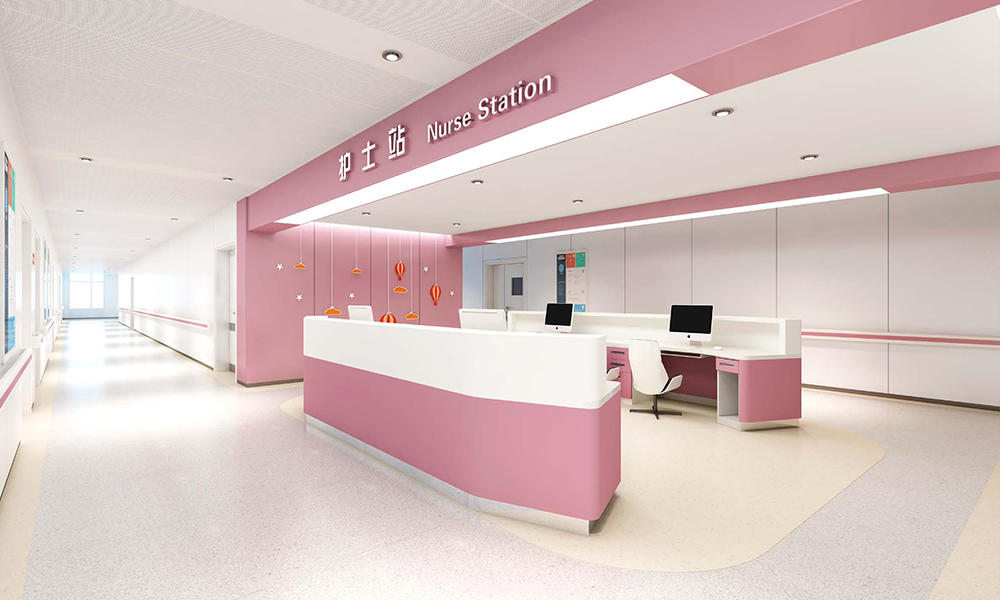 Nurse Station Furniture Gynecology nurse station