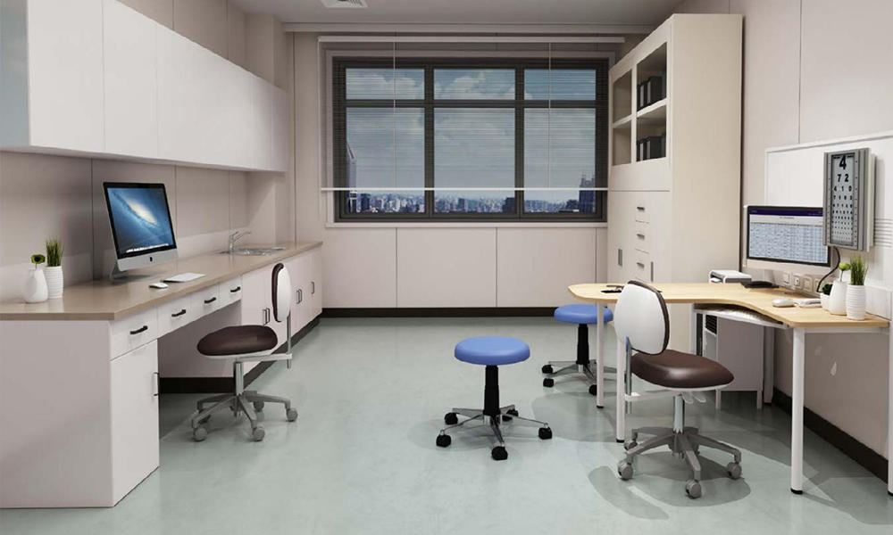Clinic Furniture Doctor's Office-GOJO