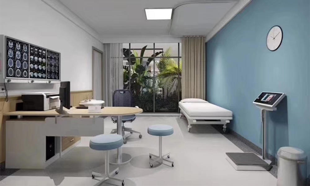 Consulting Room Furniture Doctor's Office custom made
