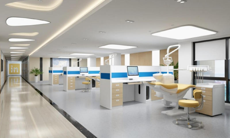 Stomatology Clinic Furniture Dental Offices