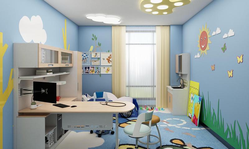 Pediatric Furniture