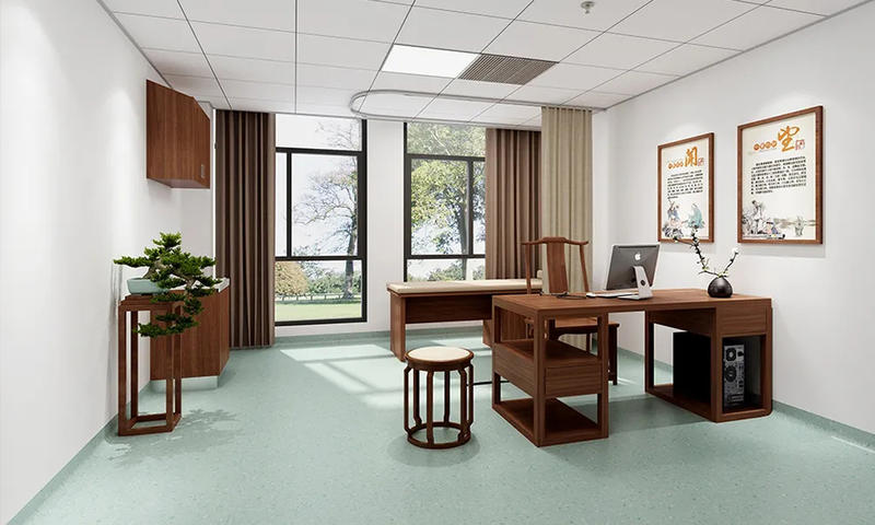 Traditional Chinese Medical Science Clinic Furniture