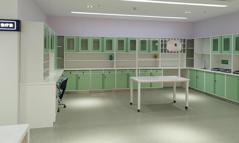 Medical Treatment Room Furniture-05