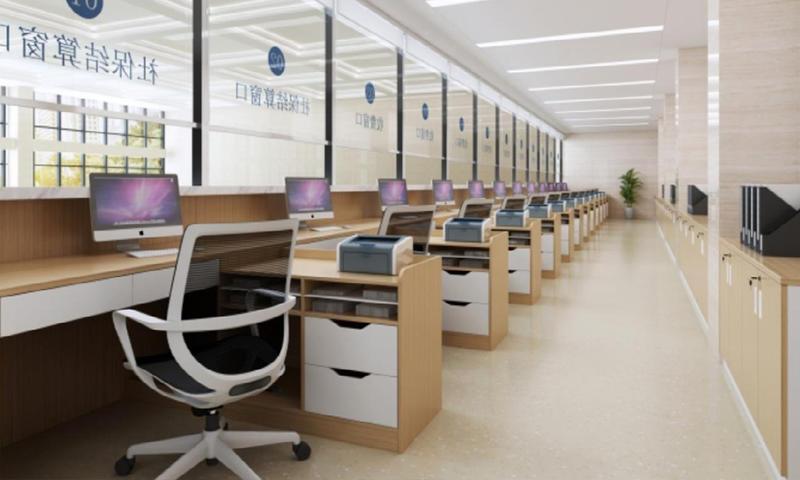Hospital Counter Furniture