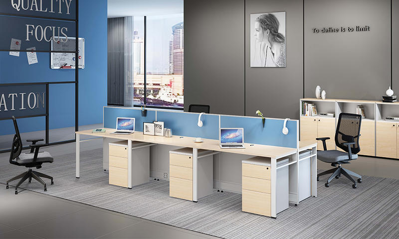 Hospital Administration Office Chair and Desk