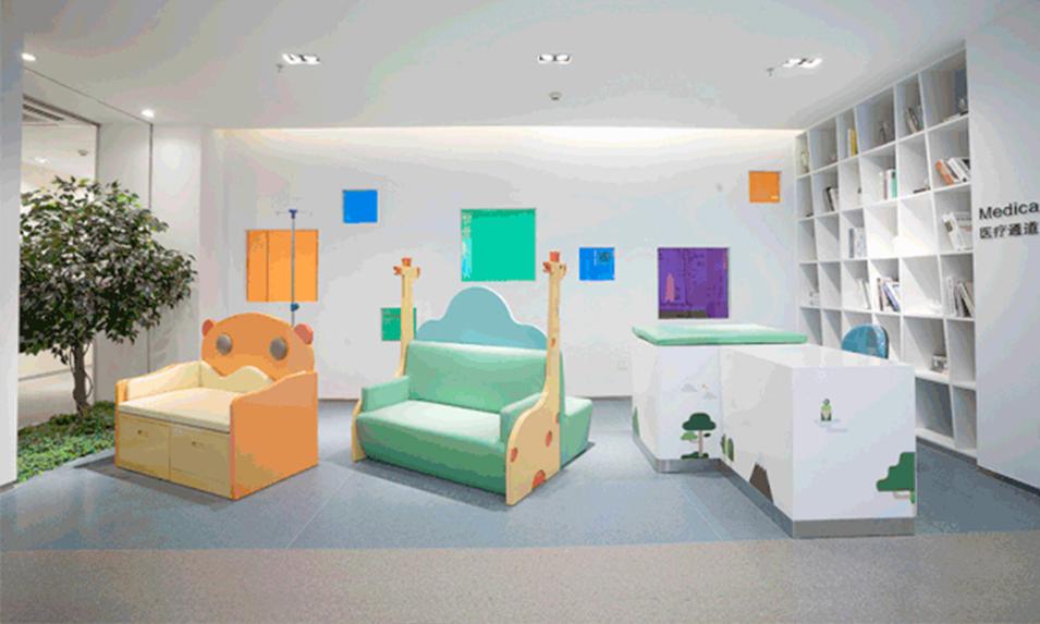 Children's Transfusion Area Furniture