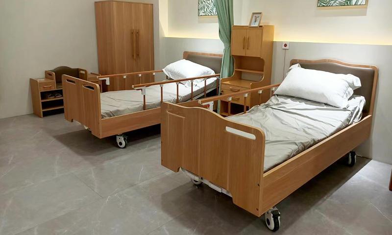 GOJO Elderly-oriented Nursing Bed