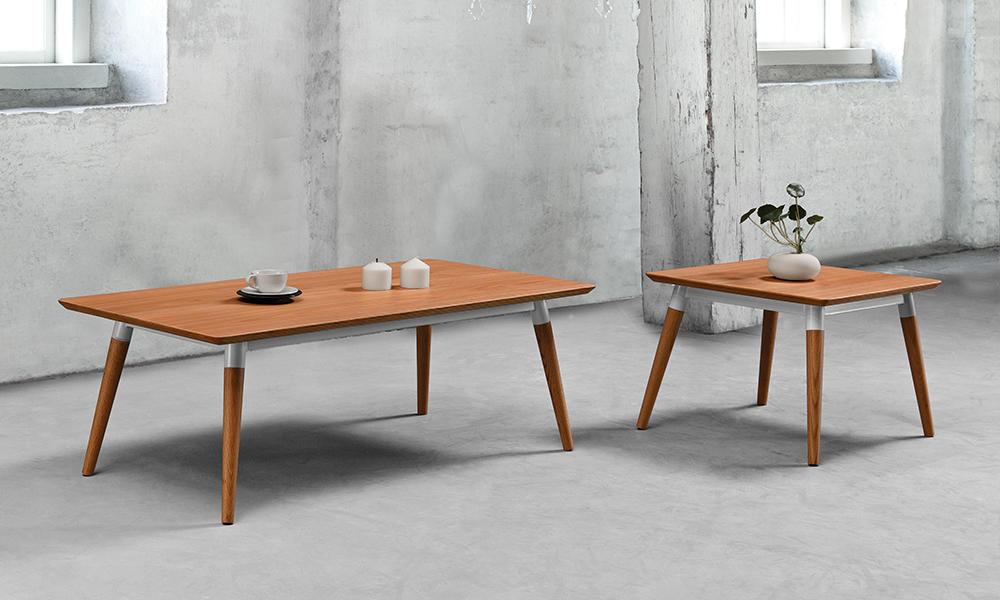 Square Elderly-oriented Tea Table