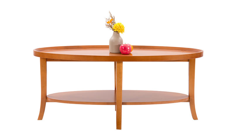 Oval Elderly-oriented Tea Table Customizing