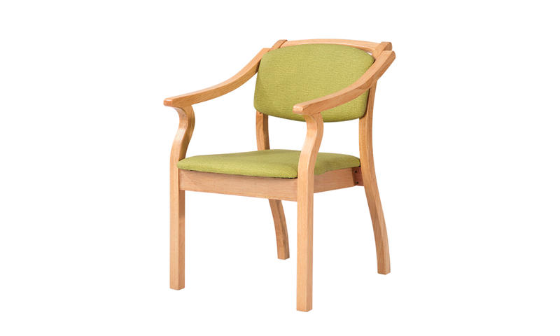 Solid Wood Elderly-oriented Chair