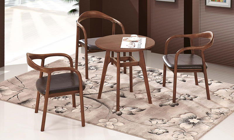 Elderly-oriented Lounge Chair and Table-02