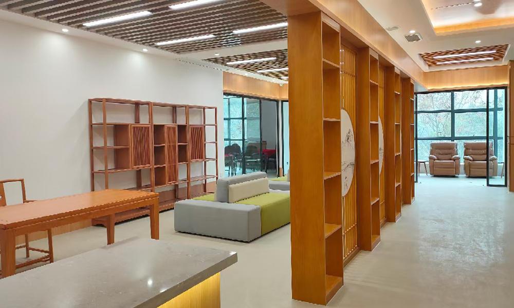 Pension House / Nursing House Public Activity Furniture