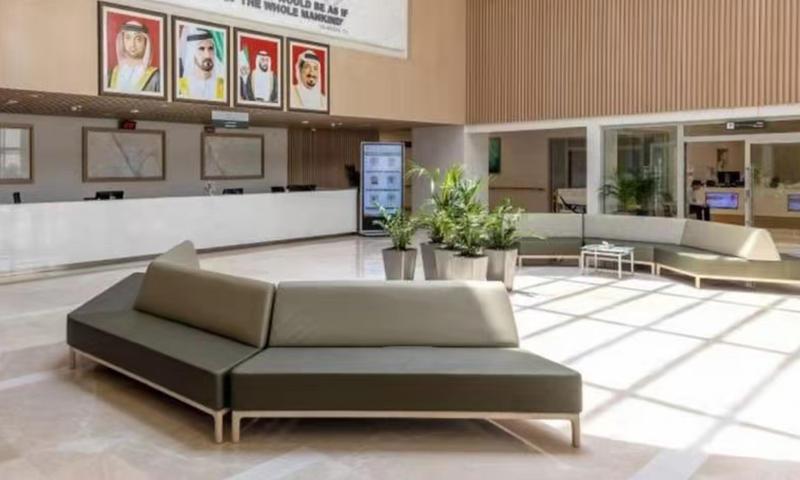 Public Activity Area Sofa