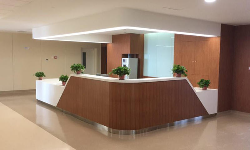 Pension House Front Desk/Reception Counter-01