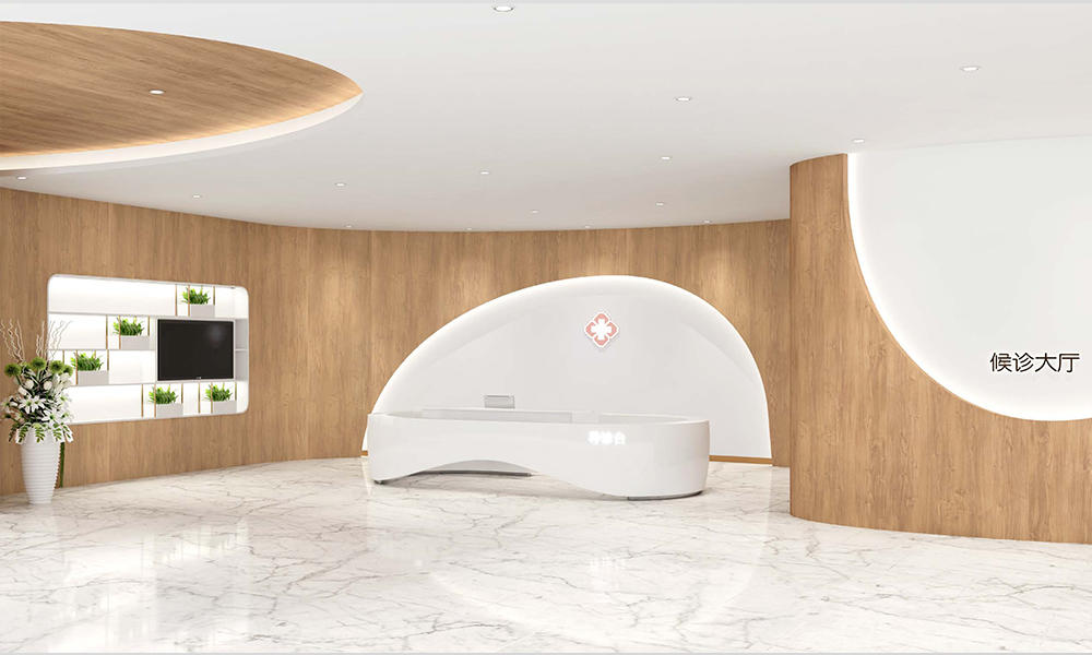 Pension House Front Desk/Reception Counter;-05