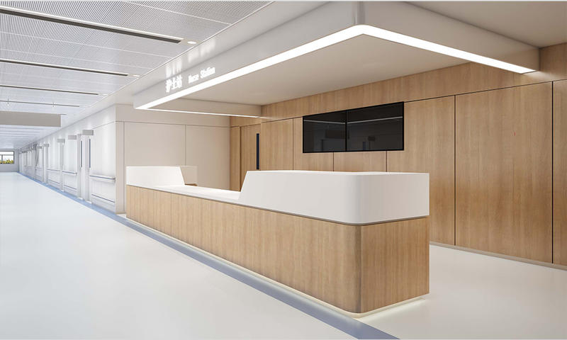 Pension House Front Desk/Reception Counter-06