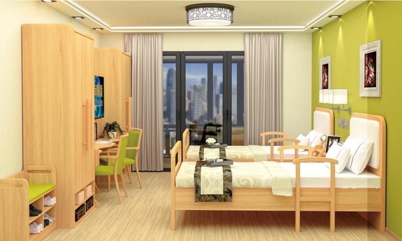 Senior Apartment Matching Furniture