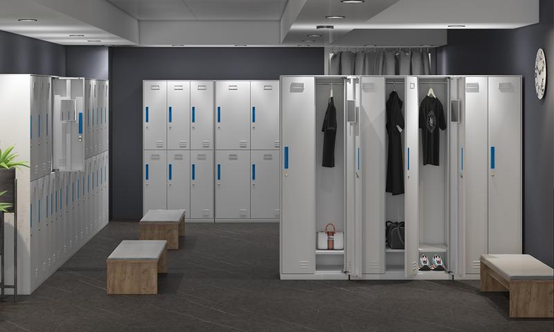 Dressing Room Locker/Cabinet/Wardrobe