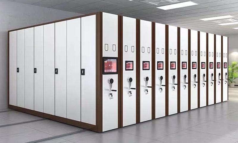 Computer Programmed Integrative Archive Cabinet