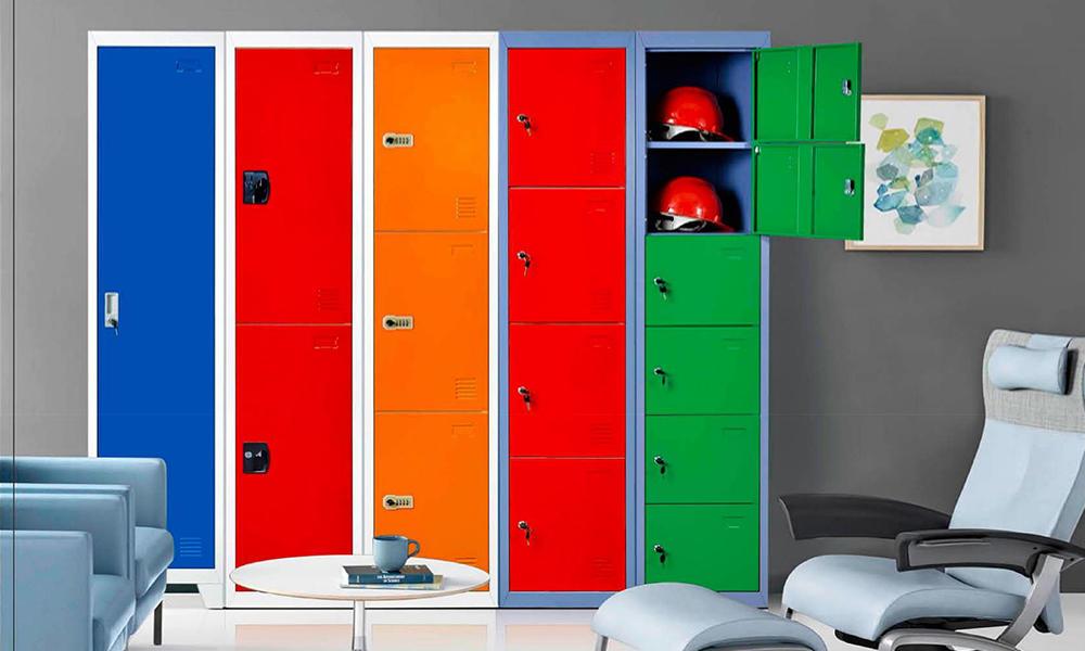 Colour Dressing Room Locker/Cabinet/Wardrobe
