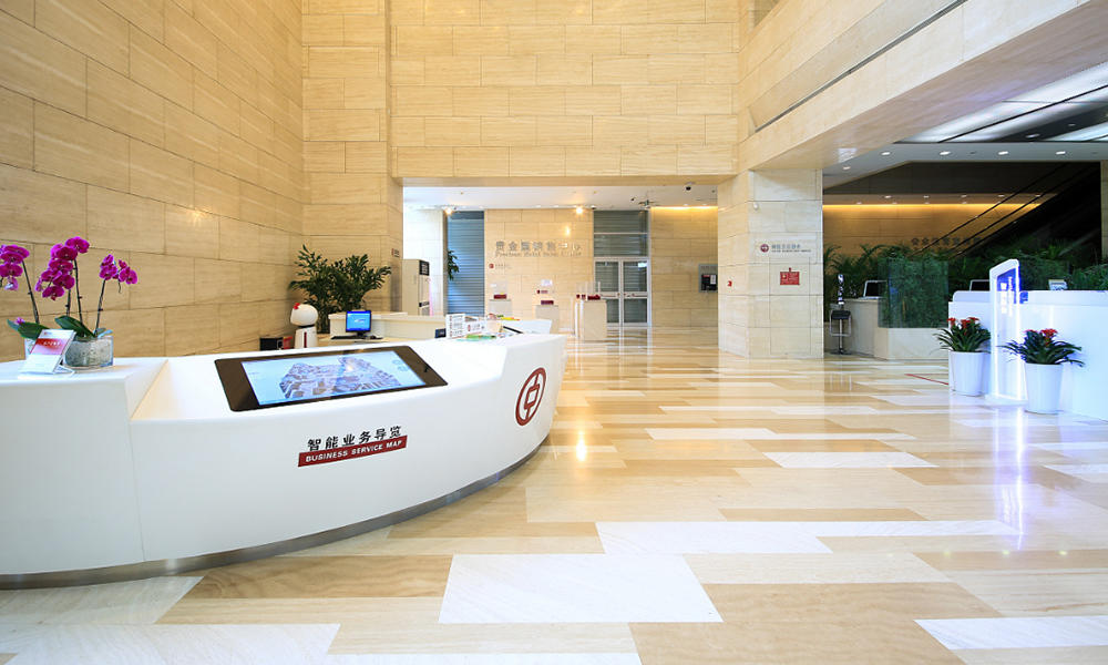 Reception Hall Counter Best Bank Furniture Wholesale Manufacturers