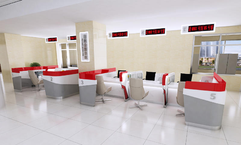 Financing Consulting Counter Negotiation Tables&Chairs