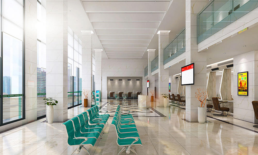 Client Waiting Area Lobby Waiting Comfortable Ergonomic Office Chair