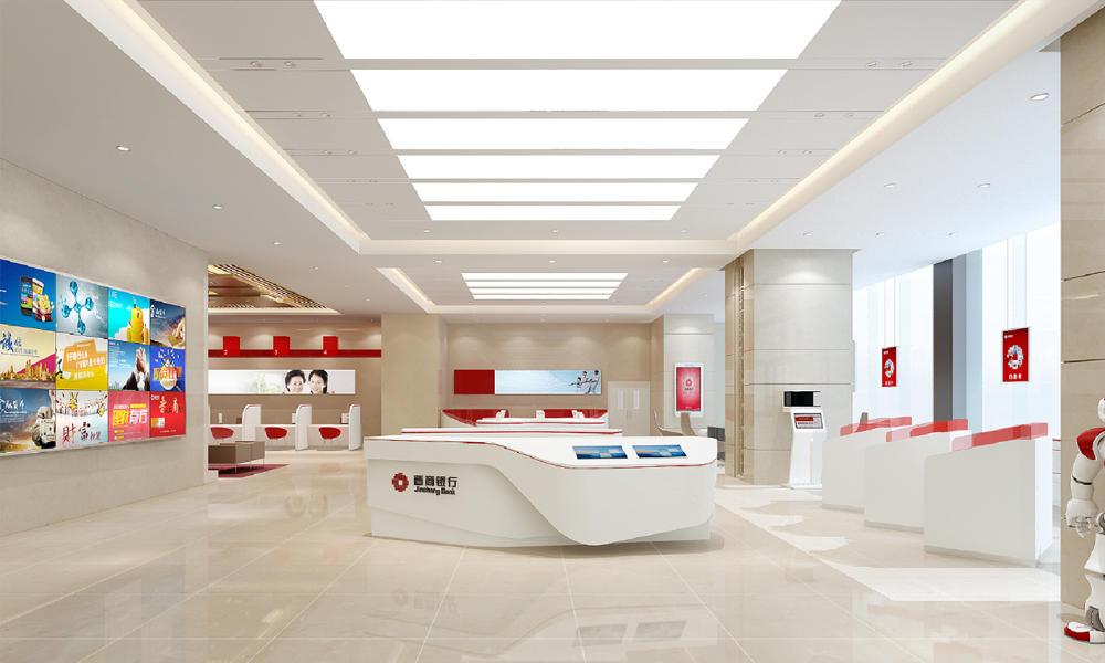Reception Counter/Front Desk Bank Furniture