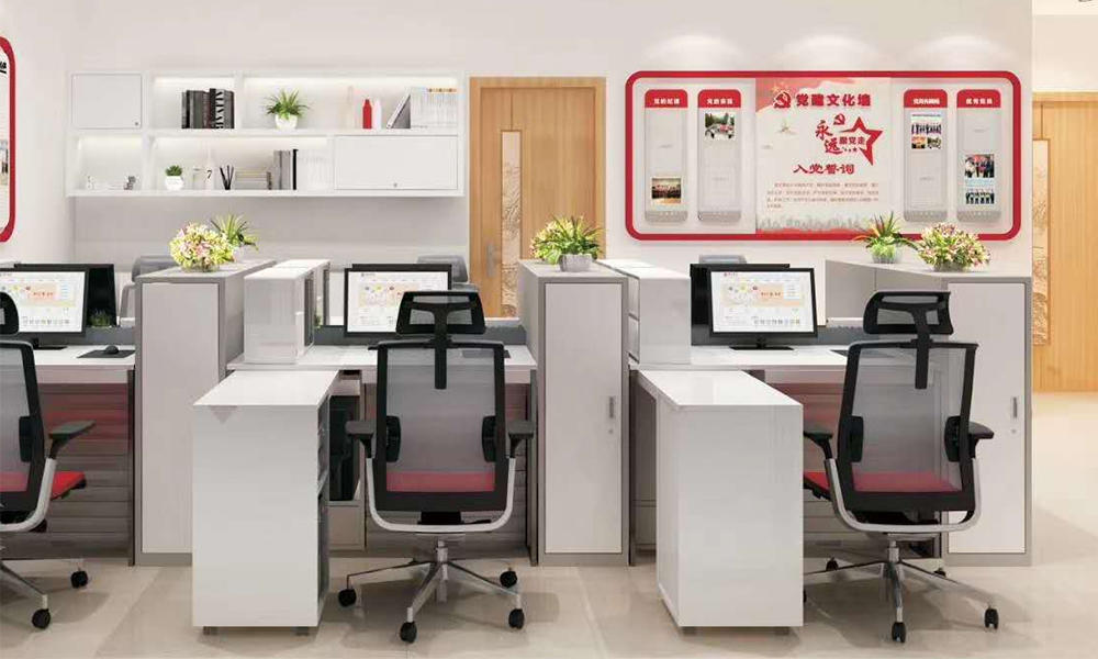 Bank Staff Office Area-02