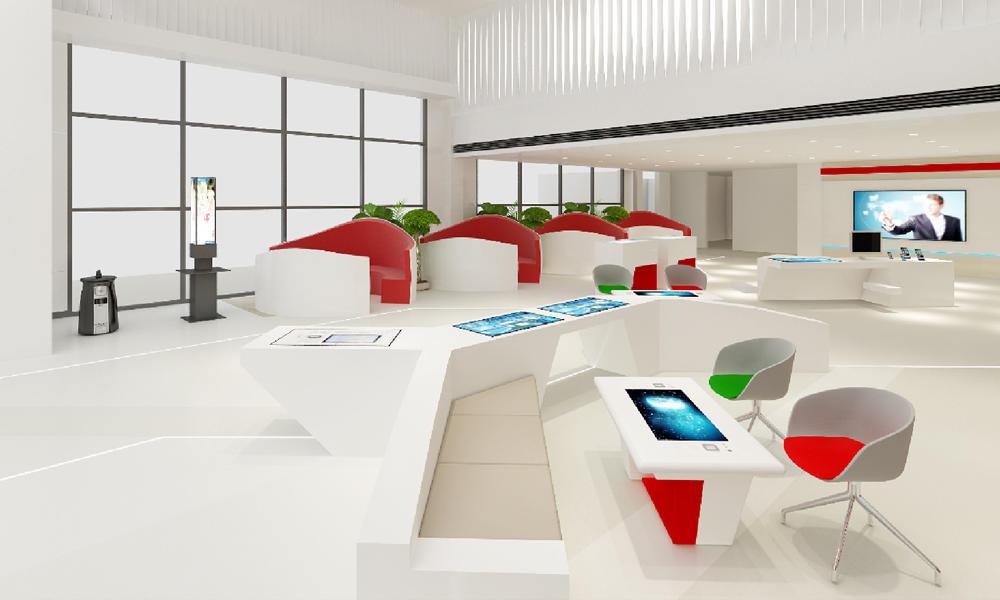 Meeting/Negotiation Area Bank Furniture