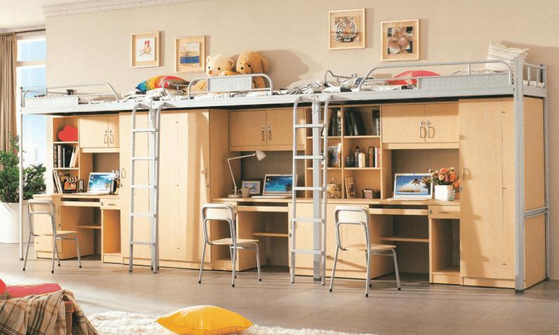 Public Schools Student's Apartment Furniture