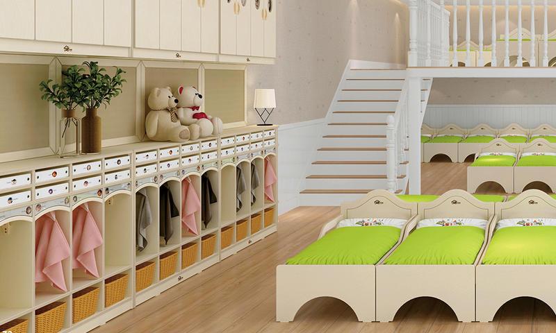 Kindergarten Rest Dormitory