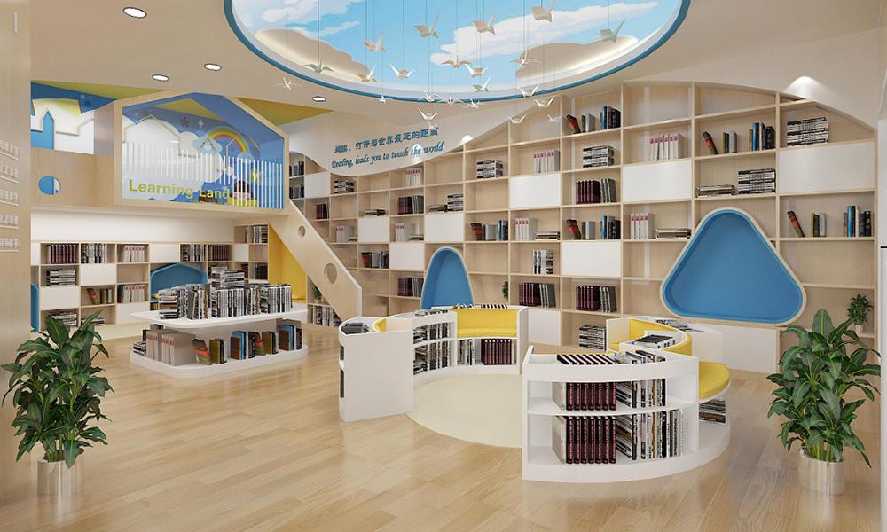 Children's Reading Area Furniture
