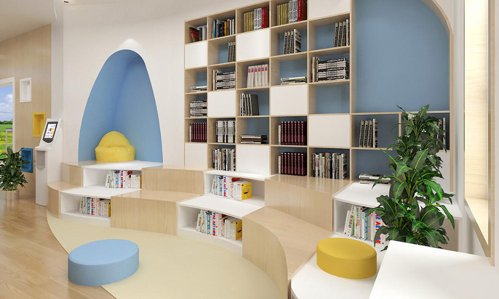 Sharing Reading Area Furniture