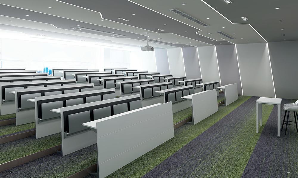 Terrace Classroom / Lecture Theatre-03