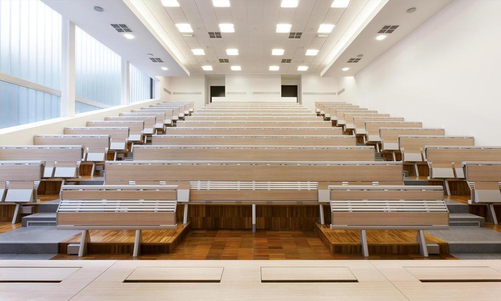 Terrace Classroom / Lecture Theatre-05