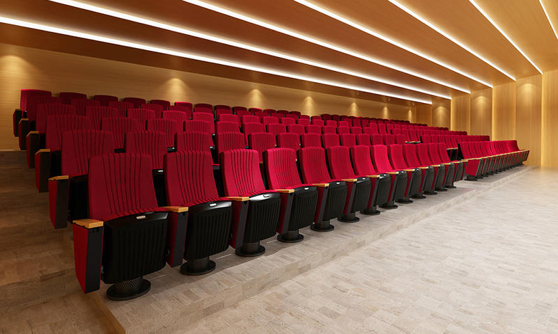 Terrace Classroom / Lecture Theatre-06