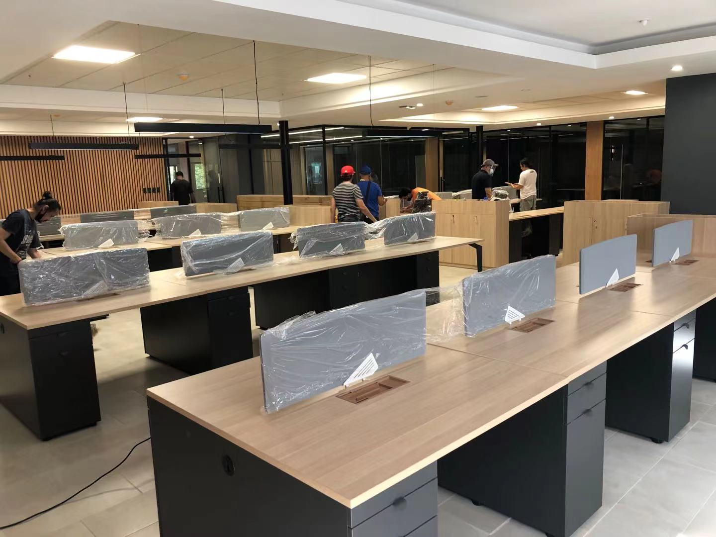 news-Gojo Furniture-Actual Look of Some of our Modern Office Furniture-img-1