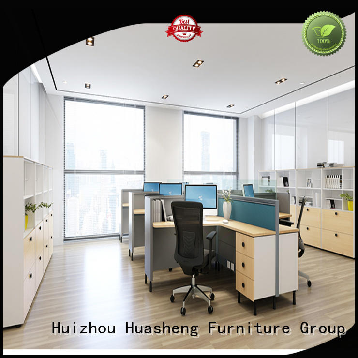 GOJO office desk partitions for business for staff room
