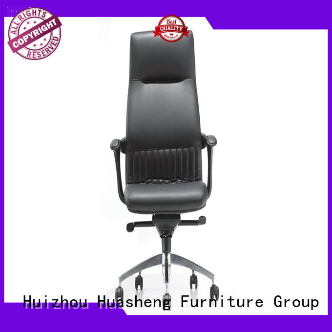 Best cream leather office chair Supply for ceo office