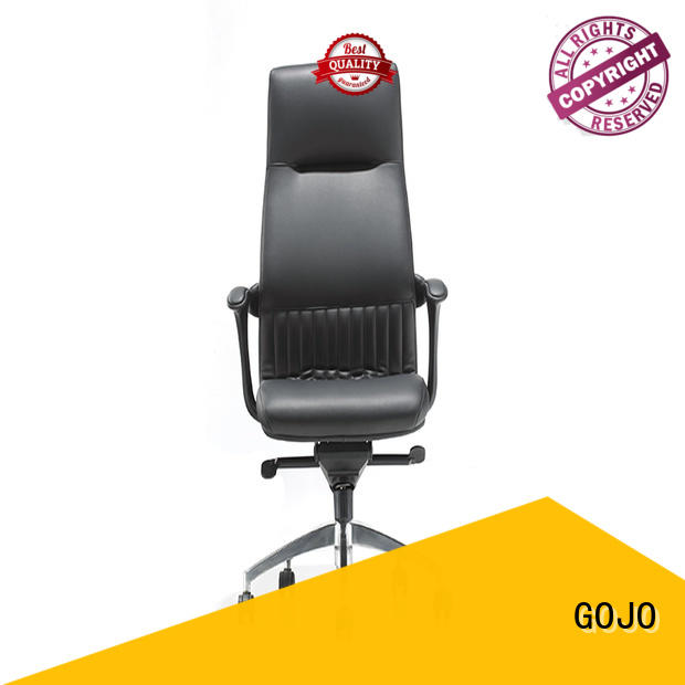 leather high back leather office chair leather for executive office GOJO