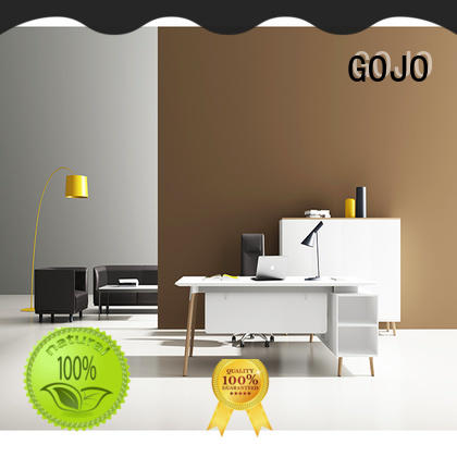 GOJO fast delivery adjustable standing desk factory for executive office
